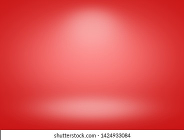 Red gradient background limbo classic