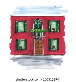 Red House Art