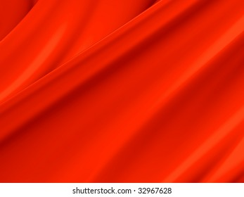 Red orange abstract paint toss liquid splash background illustration.