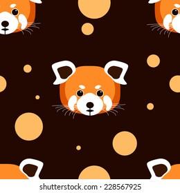 Images Photos Et Images Vectorielles De Stock De Panda Roux