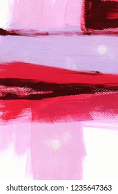 Red pink abtract textur background