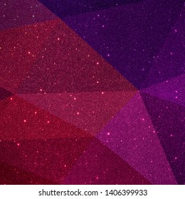 Red pink violet luxury texture. Bright holiday background. Luxury brilliant shine. Party background. Magic background. High Quality Print.