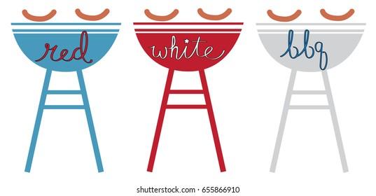 Red White BBQ