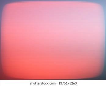 Reddish interlaced tv screen texture background hd