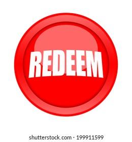 Redeem button