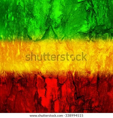 reggae background