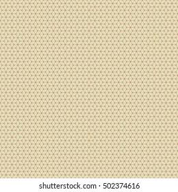 regular geometric shapes on background color beige