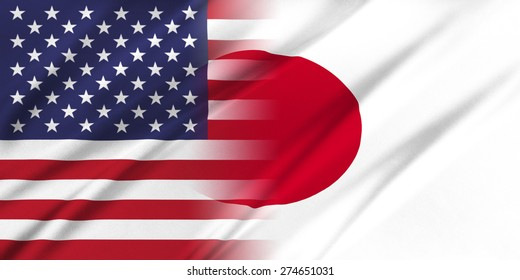 Relations between countries. USA and Japan.
