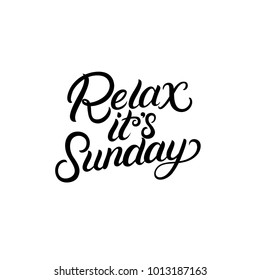 Relaxing Sunday Images, Stock Photos & Vectors | Shutterstock