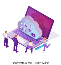 Reliable cloud service