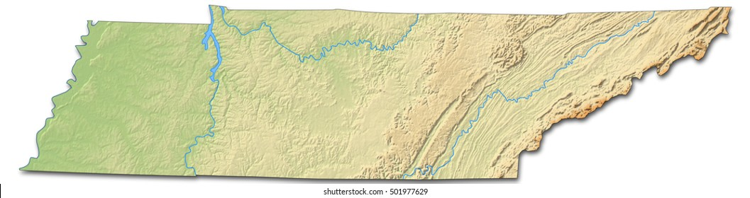 Tennessee Map Images, Stock Photos & Vectors | Shutterstock