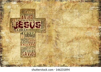 Religious Background with place for your text or image
