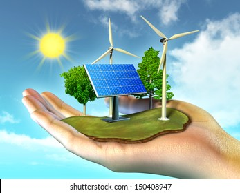 209054 Energy Energy Conservation Images Royalty Free Stock