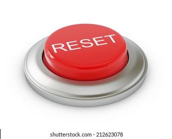 Reset Button Images, Stock Photos & Vectors | Shutterstock