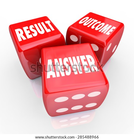 Result Outcome and Answer