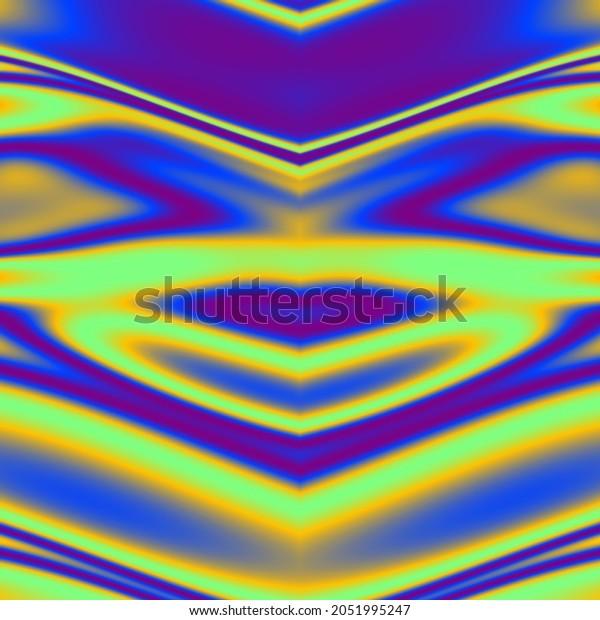 Retro color artistic digital paint background
