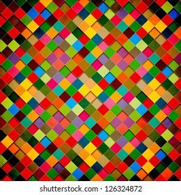 Retro Grunge Poster Design