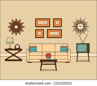 1960s House Images, Stock Photos & Vectors | Shutterstock