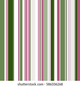 Retro seamless, pattern with color stripes, vertical lines