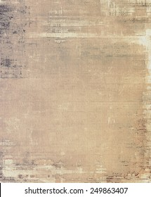 Retro texture. With different color patterns: yellow (beige); brown; gray
