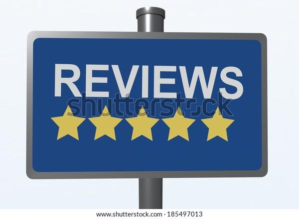 reviews sign