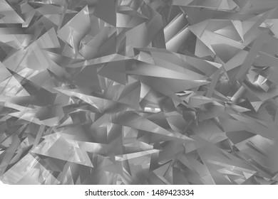 rhombus geometric abstract art texture grey graphic design