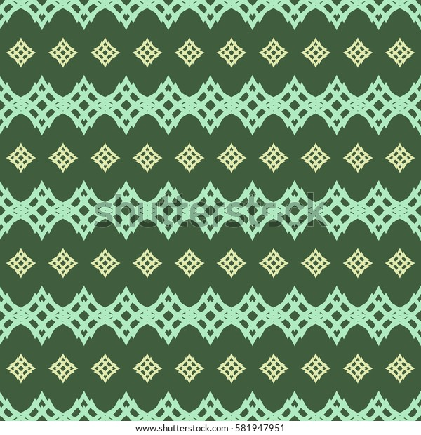 Rhombus geometric seamless pattern. Fashion graphic background design. Modern stylish abstract texture. Colorful template 4 prints, textiles, wrapping, wallpaper, website etc Stock illustration