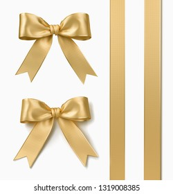 ribbon and bow rendered