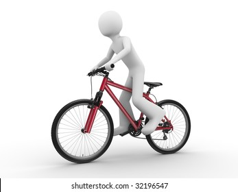 Ride that bike