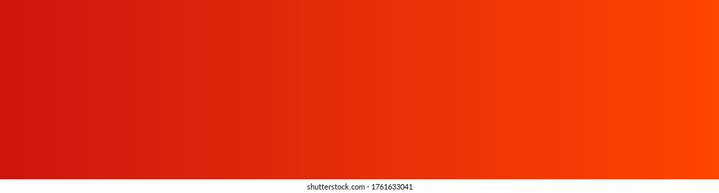 The right size Linkedin personal background image, with a 1584 x 396 aspect ratio. An orange linear gradient background. A radiant blend of blazing orange and rich red.