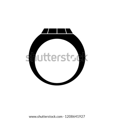 9d43a803e Ring, finger ring icon. Element of clothes and accessories. Premium quality  graphic design icon. Signs and symbols collection icon for websites, web  design, ...