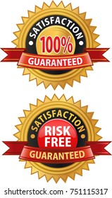 Risk Free. Satisfaction of Customer guaranteed! 