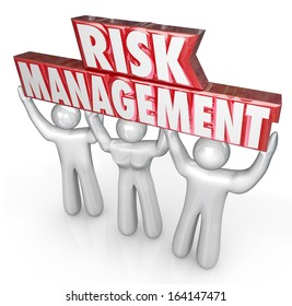 Risk Management Workers People Team Management