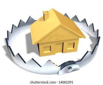 RISKY HOUSE TRAP