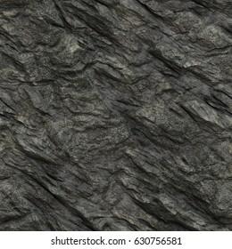 rocky cliff texture,  3D Illustration