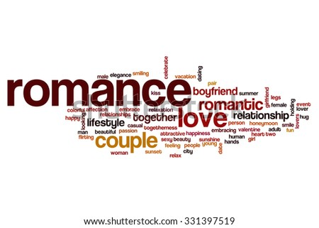 romance word cloud stock illustration 331397519 shutterstock