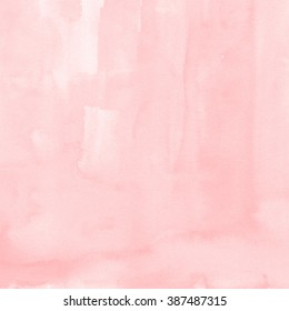 rose abstract watercolour background