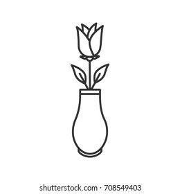 Flower Vase Line Drawing Images Stock Photos Vectors Shutterstock