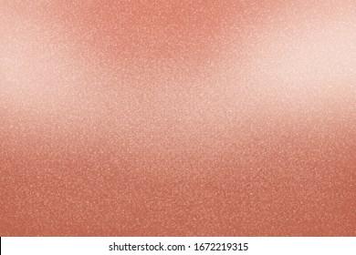 rose gold background, vintage marbled textured border. rose gold metal foil abstract background