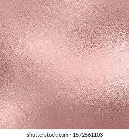 Rose gold foil texture, metal background