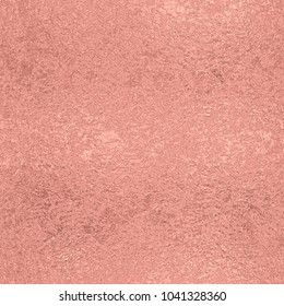 Rose gold glitter seamless vintage pattern