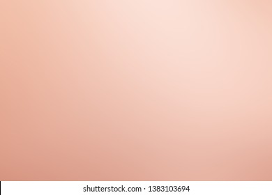 rose gold gradient abstract background with soft glowing backdrop texture for christmas and valentine.