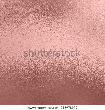 Rose Gold texture metal