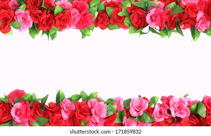 Rose Frame Images, Stock Photos & Vectors | Shutterstock