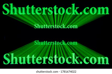 """Rostov-on-Don, Russia - April 12, 2020. Image of """"Shutterstock"""" on a black background."""