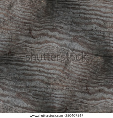 Rough Texture Rustic Wood Seamless Pattern Stock Illustration