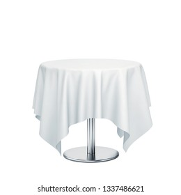 Round Table With Tablecloth.Round Table Cloth Images Stock Photos Vectors Shutterstock