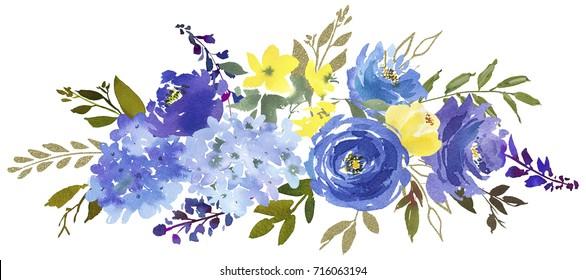 Imagenes Fotos De Stock Y Vectores Sobre Navy Blue Floral