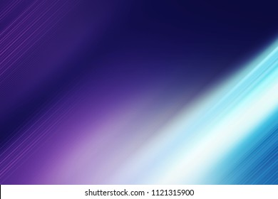 Royalty-free abstract blue and violet background. High quality image. Light leaks. Can use overlay.