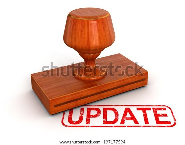 Rubber Stamp Update